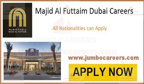 Majid Al Futtaim Dubai Careers Latest Jobs 2020