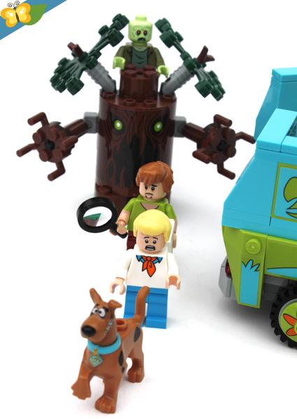 Lego : la Machine mystérieuse de Scooby-Doo