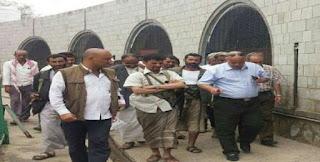 ابو علي الحاكم يقوم بحشد القبائل والاستمرار في دعم جبهات القتال