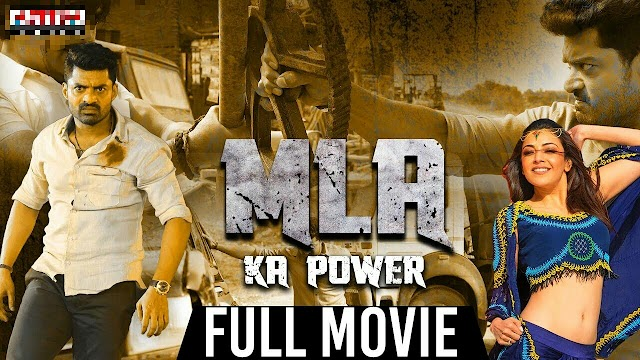 MLA ka power south indian movie (2018).Download in HD,mp4 and 3gp in hindi.