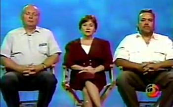 Richard Motzer, Frances Barwood, Mike Forston - Vintage Interview Good Morning America 1997