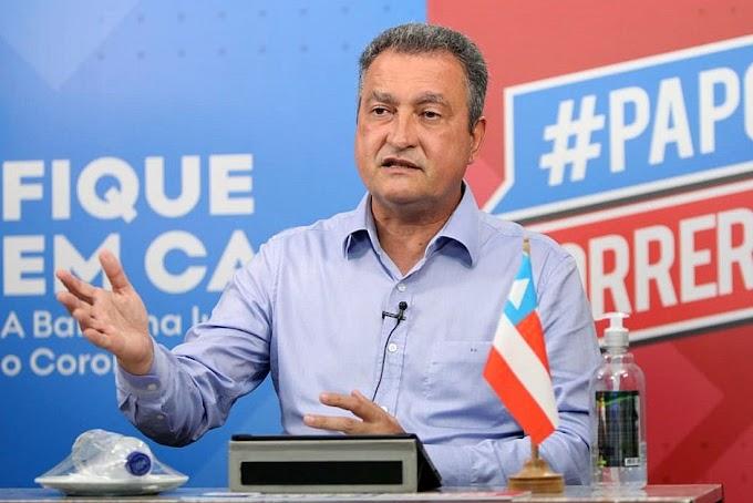 Coronavírus: Bahia pode receber amostras de vacina chinesa em 30 dias, diz governador