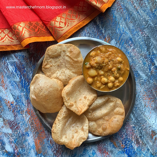 Chettinadu Chole | Chole Chettinad