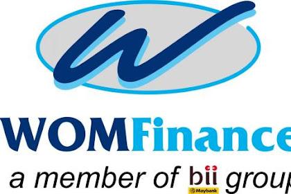 Lowongan Kerja Perawang – Siak : PT. WOM Finance Maret 2017
