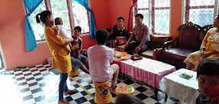 Bhabinkamtibmas Polsek Sinjai Tengah Sosialisasikan Maklumat Kapolri ke Warganya
