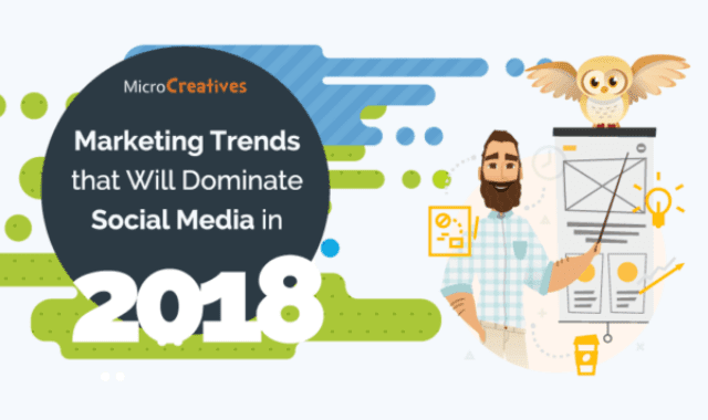 Marketing Trends That Will Dominate Social Media In 2018