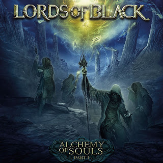 "Ο δίσκος των Lords of Black ""Alchemy of Souls, Pt.I"""