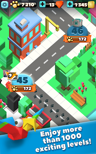 Game Wild City Rush Mod Apk Fulll Version