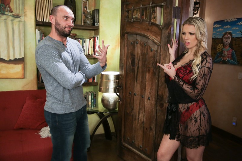 Nurumassage – MY WIFE'S COOL WITH IT – Kenzie Taylor