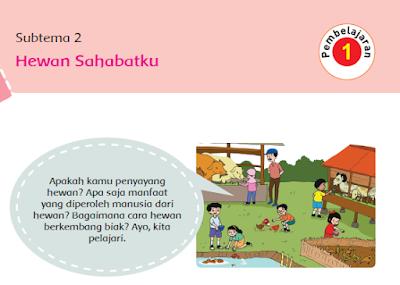 Soal Penilaian Harian Kelas 6 Tema 1 Subtema 2