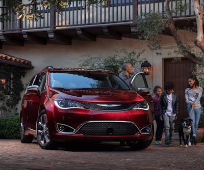2018 Chrysler Pacifica, prix et date de sortie