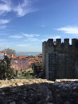São Jorge Castle views