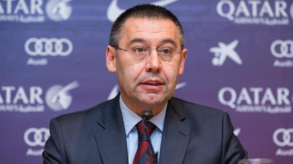 بارتوميو رئيس برشلونة يتحدث بشأن إبرام الصفقات المميزة للفريق خلال المرحلة المقبلة