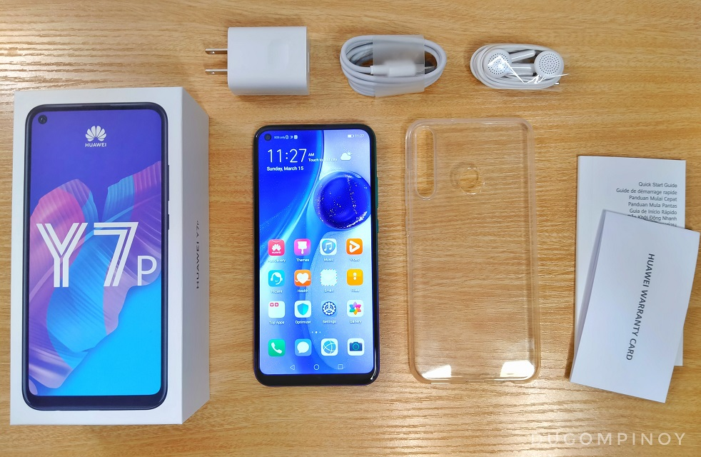 huawei y7p philippines