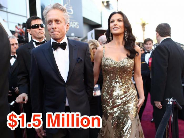 Top 20 most expensive celebrity weddings ever