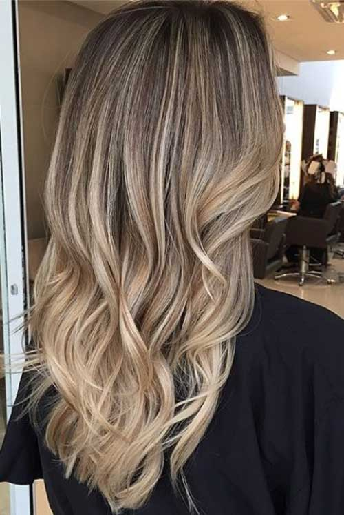 54 must see looks for dirty blonde hair hairstylo dark honey blonde hair with dirty blonde highlights urmus