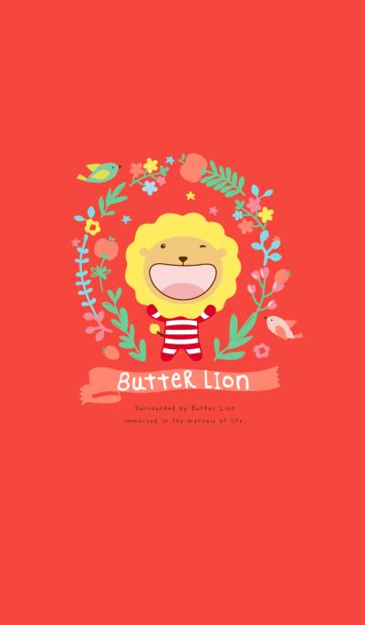 Butter Lion