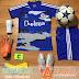 Áo CLB Chelsea 2019 Training Màu Xanh