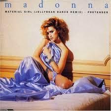 Madonna Pretender Lyrics