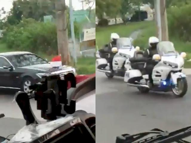 Heboh, Beredar Video yang Menyebutkan Jokowi Mudik: 'Woi, RI-1 Pulang Kampung'