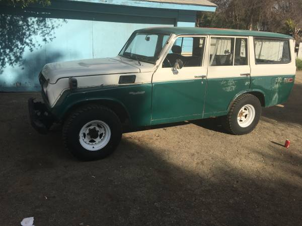 1978 Toyota Land Cruiser FJ55 For Sale - 4x4 Cars