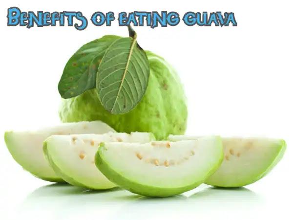 Benefits of eating guava   Advantages & disadvantages of guava