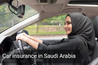 Car insurance in Saudi Arabia