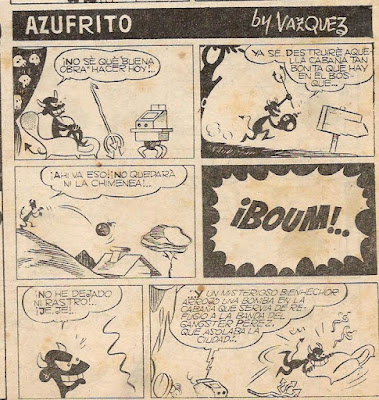 El DDT  contra las penas nº 2 (31 de Mayo de 1951)