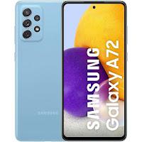 Samsung Galaxy A72 4G 128 GB azul