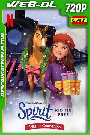 Spirit Cabalgando libre Una Navidad con Spirit (2019) 720p WEB-DL Latino – Ingles
