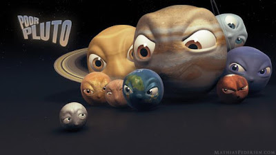 status pluto bukan planet