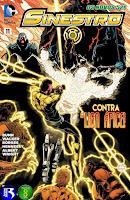 Os Novos 52! Sinestro #11