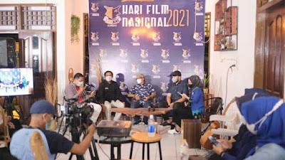 PD PARFI Bertekad Geliatkan Potensi Perfilman Sumbar