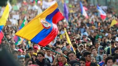 Solidaridad con el pueblo colombiano…