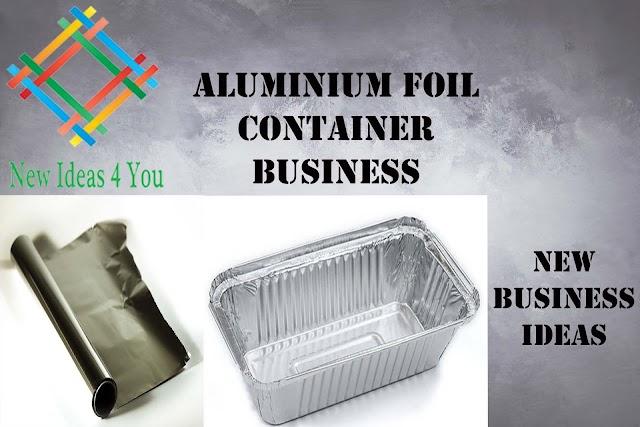 Is Aluminium Foil Container Profitable Business? Aluminium Foil Making Business Ideas.