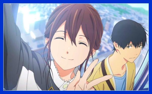 I Want to Eat Your Pancreas - Sakura & Haruki