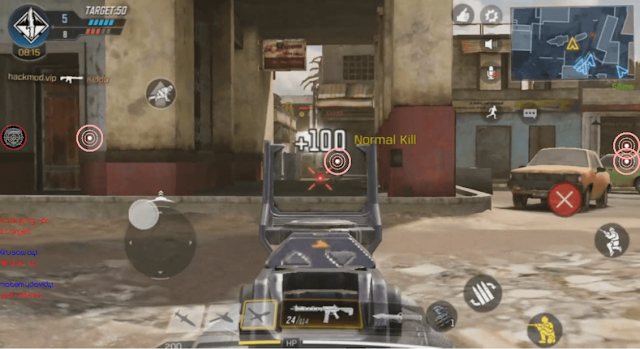Download Call of Duty Mobile Hack Script