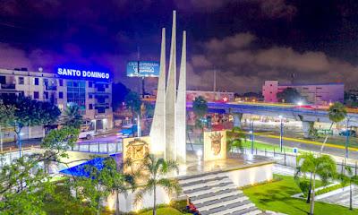 Alcaldía del Gran Santo Domingo reinagura la plazoleta La Trinitaria