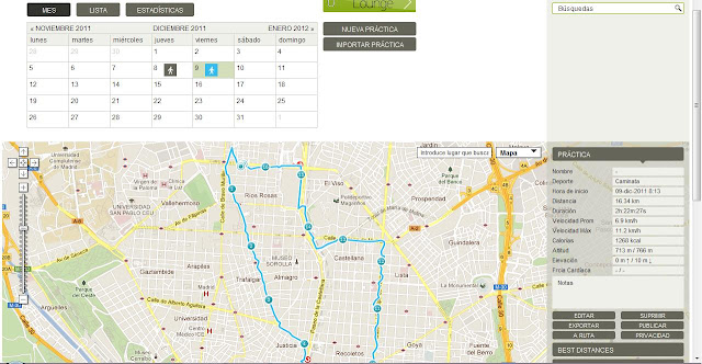 Endomondo aplicacion smartphone convierte tu móvil en una herramienta para rastrear tus prácticas 2