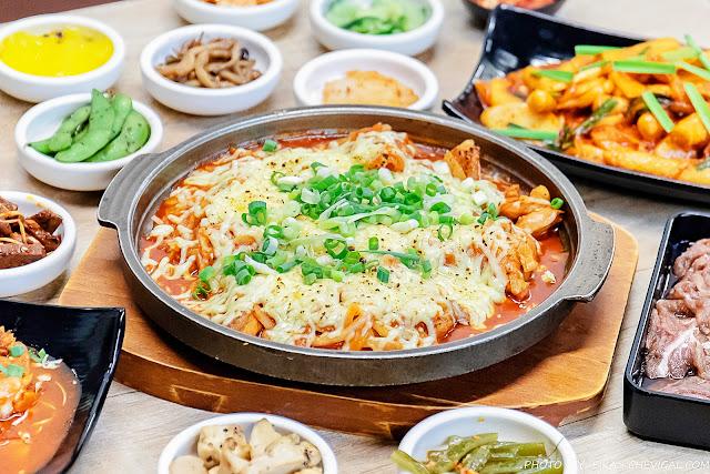 MG 1561 - 熱血採訪│台中老字號韓式料理,多達近80種韓式料理任你挑,還有50種小菜讓你吃到飽!