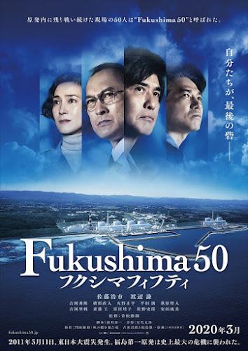 Fukushima 50 (BRRip 720p Japones Subtitulado) (2020)