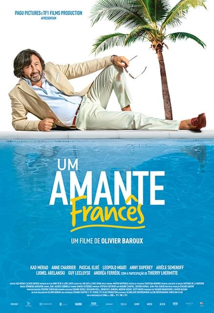 """Comédia francesa """"Um Amante Francês"""""""