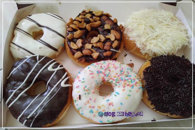 Donat Holland Bakery - Blog Mas Hendra
