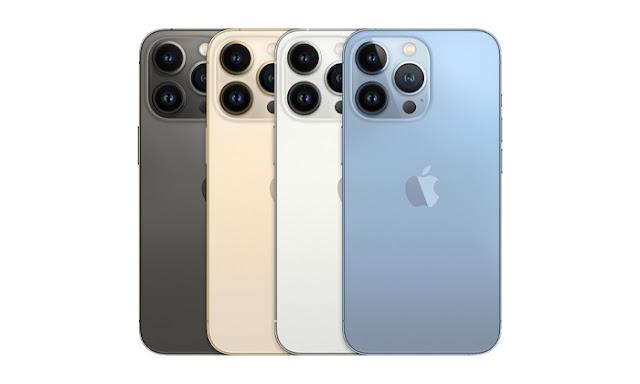 ألوان ايفون 13 برو