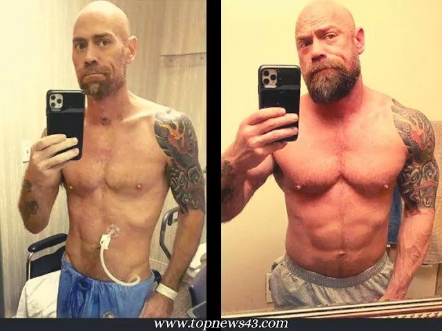 Mike Schultz 43,50-Pound Weight Loss To Survive From Corona