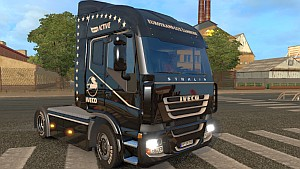 Eurotrans-Lux Iveco skin