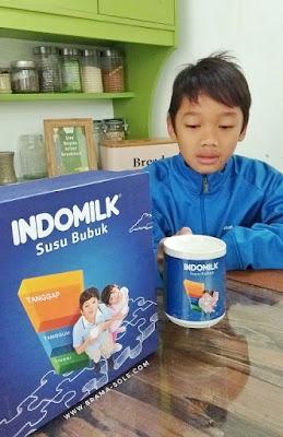 Susu Bubuk Indomilk