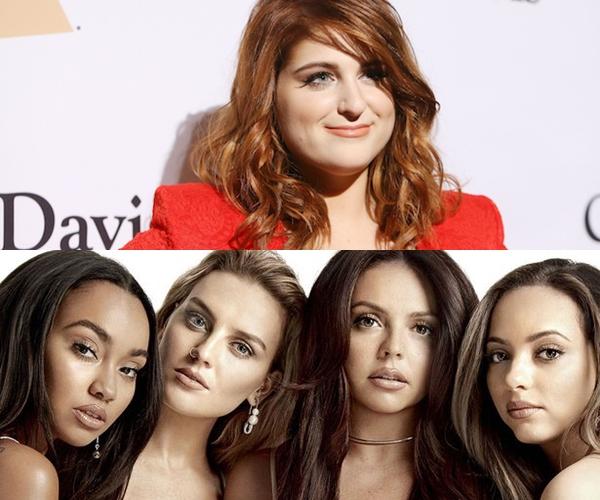 Meghan Trainor habría compuesto varios temas para el nuevo álbum de Little Mix