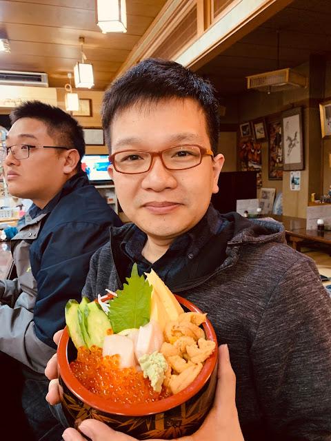 青森朝市壽司-海鮮丼飯