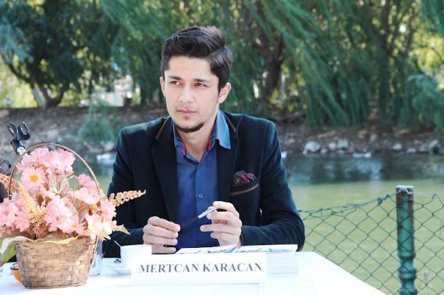 Şair Mertcan Karacan